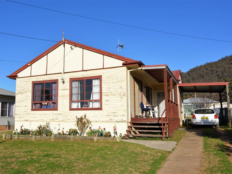 26 Bent St, Kandos, NSW 2848