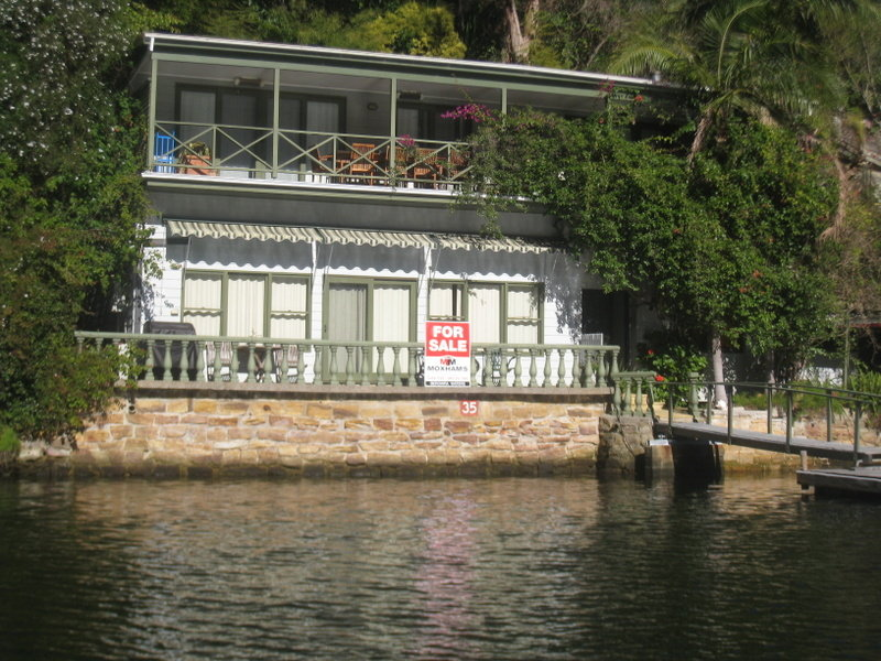 Lot 18 Dusthole Point, Berowra Waters, NSW 2082