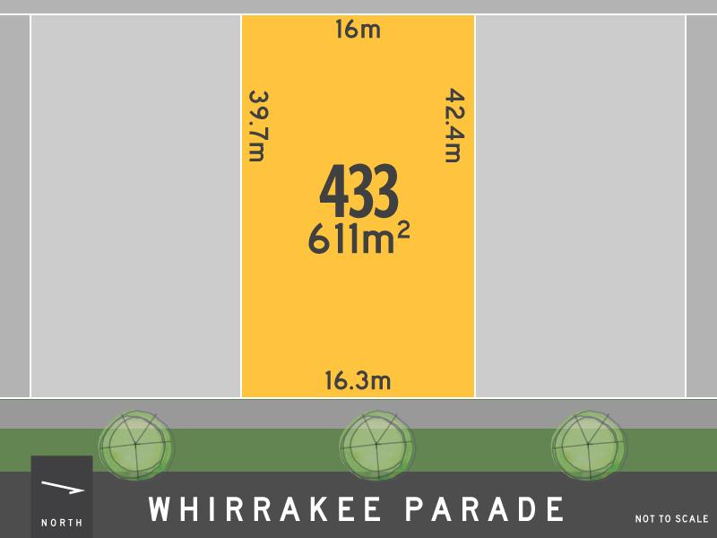 Lot 433, Whirakee Parade, Huntly, Vic 3551