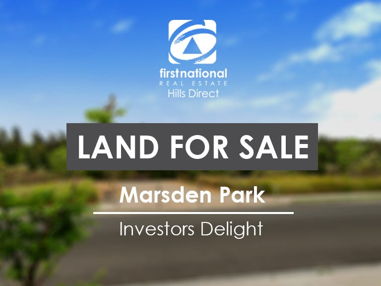"Lot 2027, Stage 1 ""Newpark"", Marsden Park, NSW 2765"