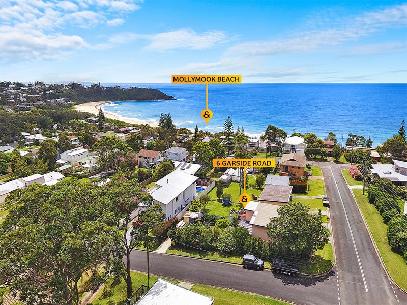 6 Garside Road, Mollymook Beach, NSW 2539