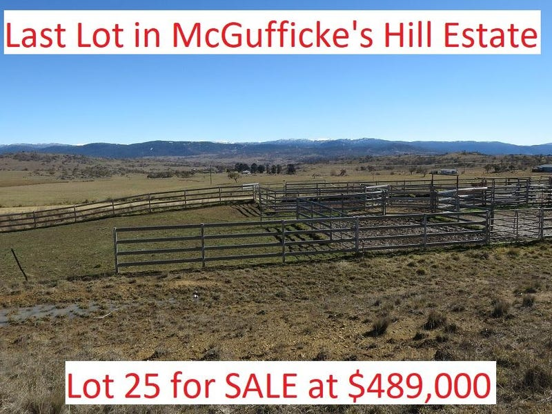 Lot 25 Old Settlers Road, Jindabyne, NSW 2627