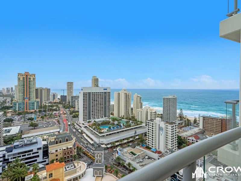 1251/23 Ferny Avenue, Surfers Paradise, Qld 4217