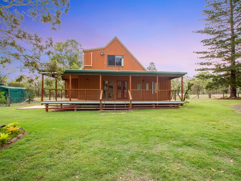 7 M Hines Road (Cnr Goebels Rd), Mount Forbes, Qld 4340