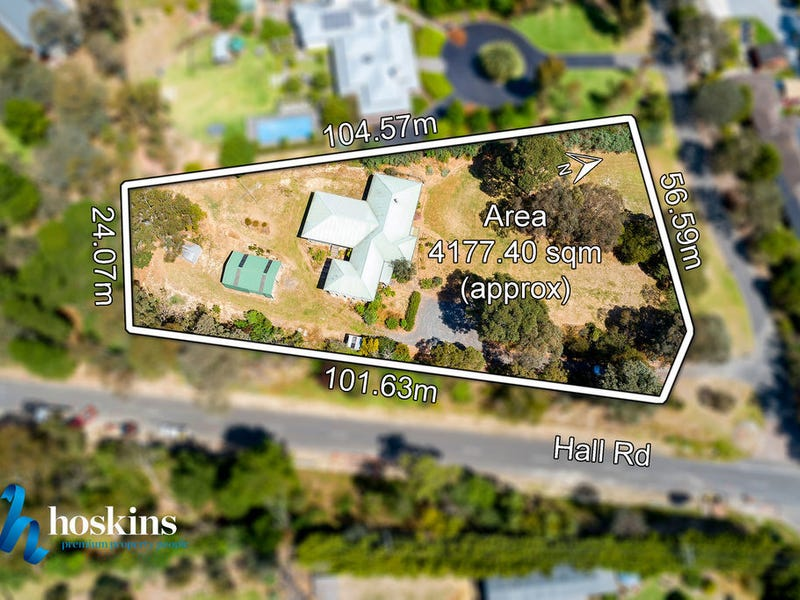 100-104 Hall Road, Warrandyte South, Vic 3134
