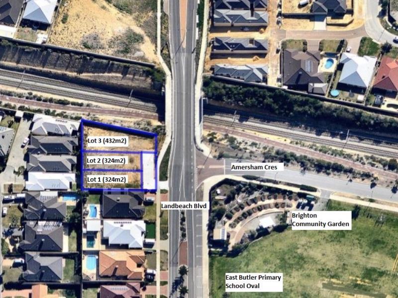 Lot 3, Landbeach Boulevard, Butler, WA 6036