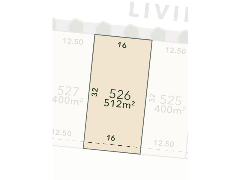 Lot 526, Livingston Drive, Rockbank, Vic 3335