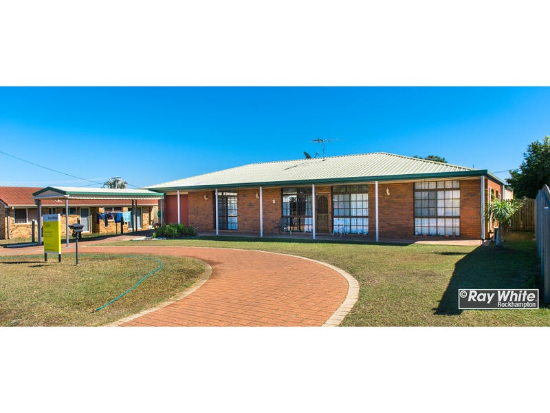 8 Stover Street, Gracemere