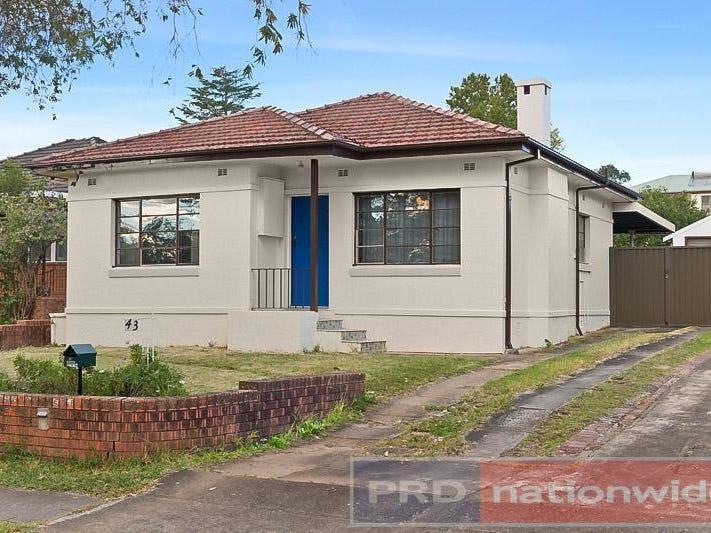 43 Hinemoa Street, Panania, NSW 2213