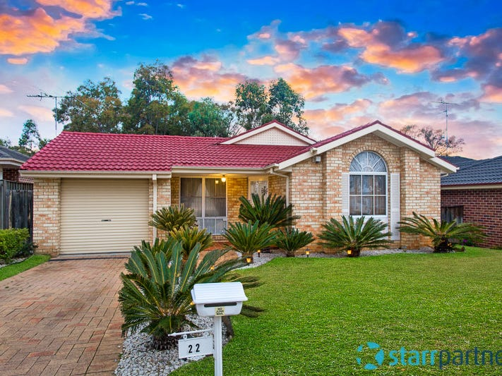 22 Glenbawn Place, Woodcroft, NSW 2767