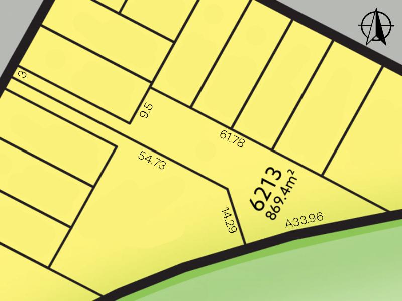 Lot 6213, Mount Carmel Drive, Box Hill, NSW 2765
