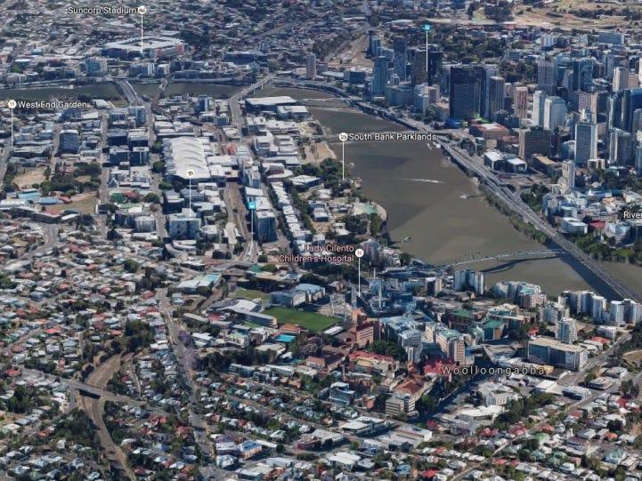 null, South Brisbane