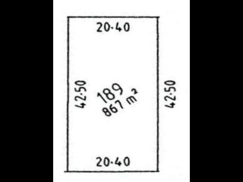 Lot 189, Keen Street, Moonta Bay, SA 5558