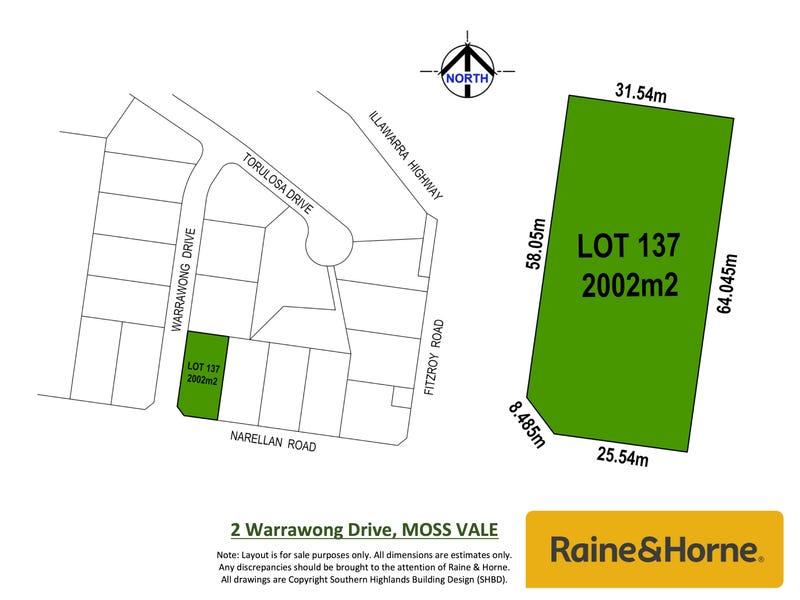 2 Warrawong Drive, Moss Vale, NSW 2577