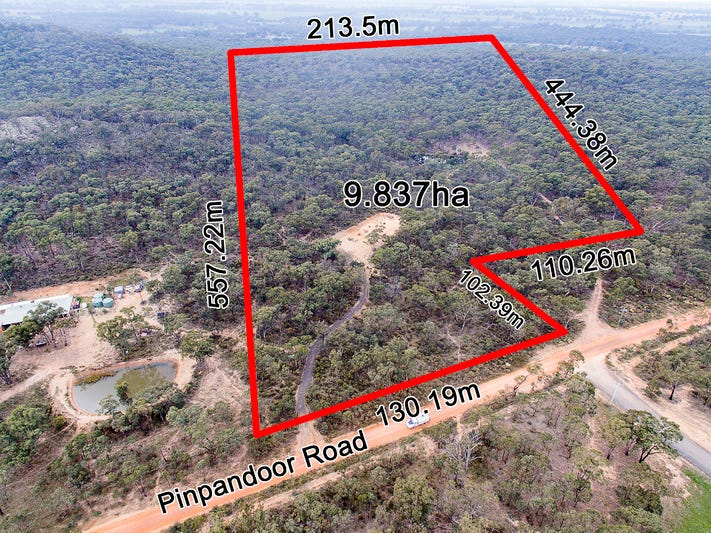 Lot 24 Pinpandoor Road, Axedale, Vic 3551