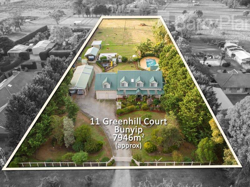 11 Greenhill Court, Bunyip, Vic 3815