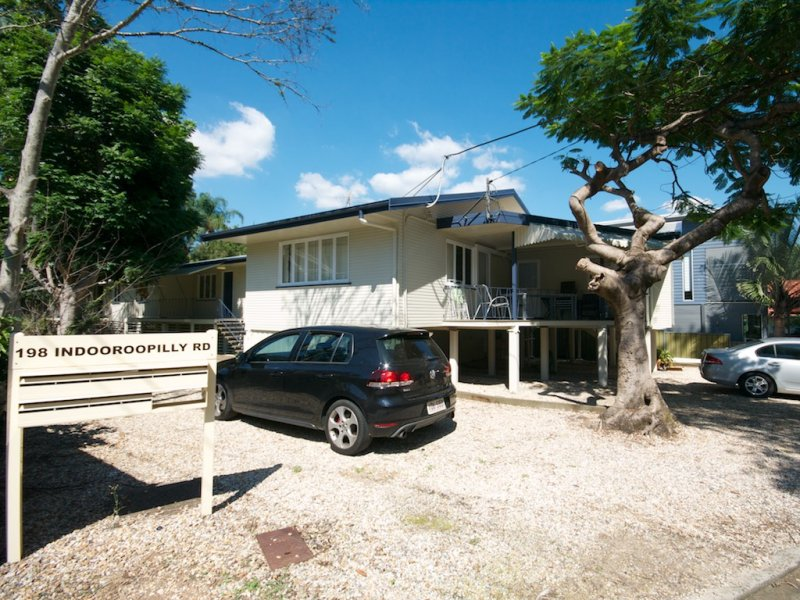 4/198 Indooroopilly Road, St Lucia