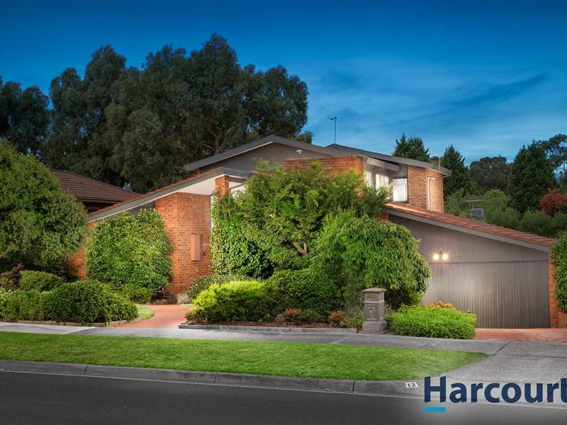 12 Woodview Court, Wheelers Hill, Vic 3150