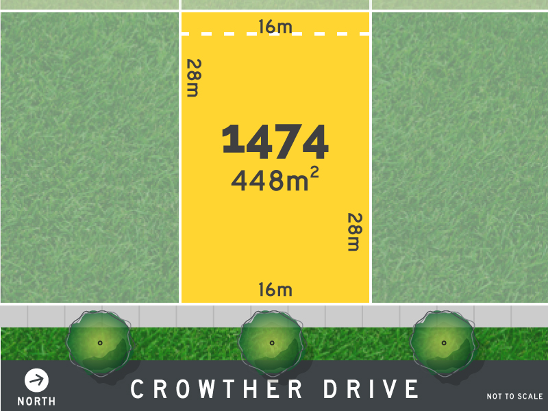 Lot 1474, Crowther Drive, Lucas, Vic 3350