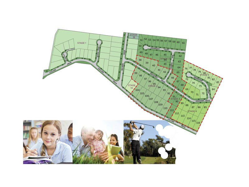 Lot 96, Discovery Drive, Diamond Creek