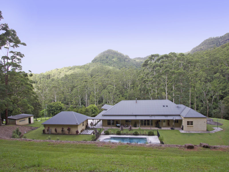 172 Petsch Creek Road, Tallebudgera Valley, Qld 4228