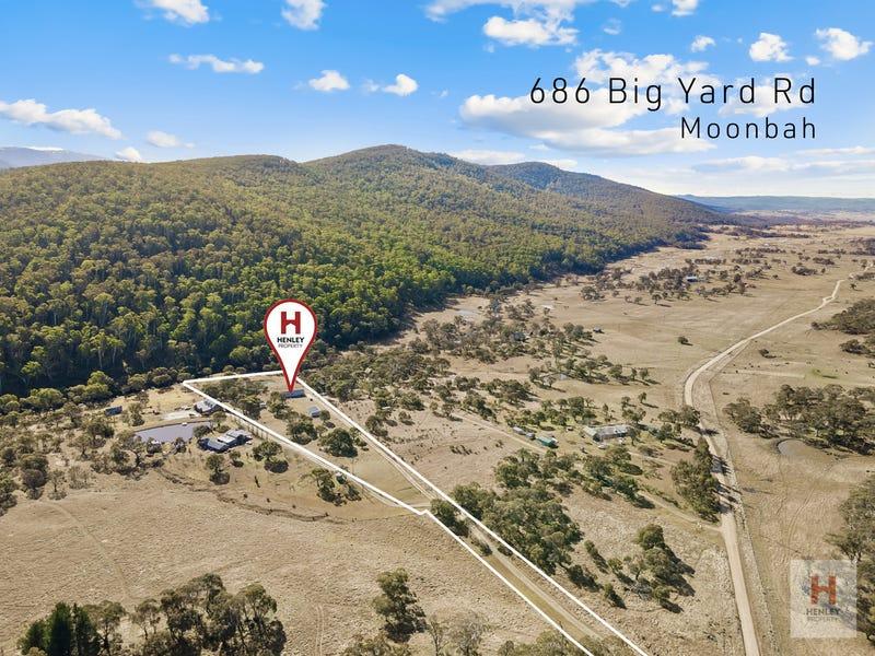 686 Big Yard Road, Moonbah, NSW 2627