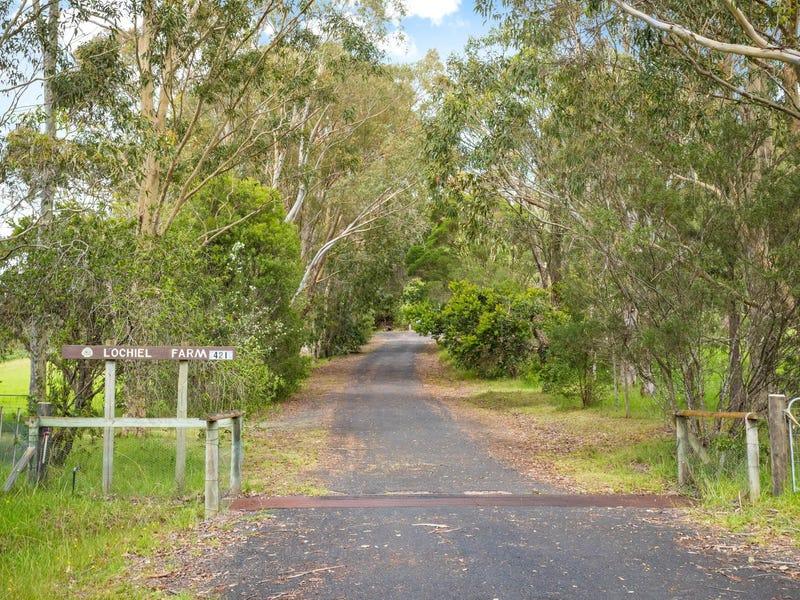 421 Mount Darragh  Road, Lochiel, NSW 2549