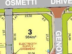 28 (Lot 3) Osmetti Drive, Somerville, WA 6430