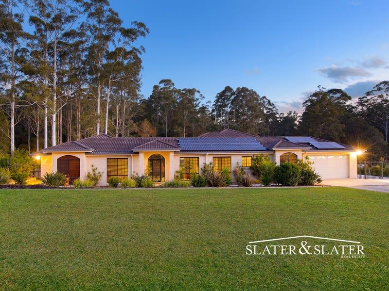 112 Oak Ridge Rd, King Creek, NSW 2446