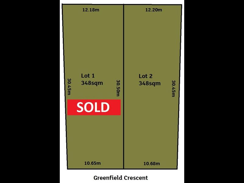 Lot 2/18 Greenfield Crescent, West Lakes Shore, SA 5020