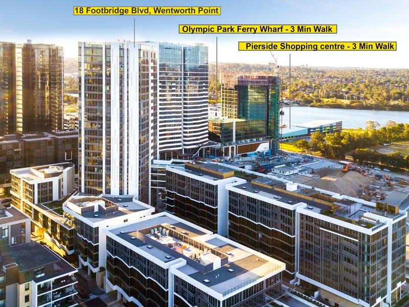 1506/18 Footbridge Boulevarde, Wentworth Point, NSW 2127