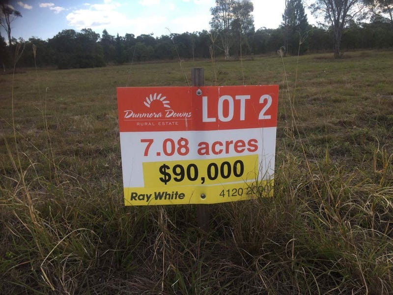 Lot 2 Lomandra Lane, Dunmora, Qld 4650