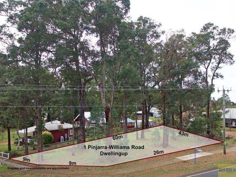 1 Pinjarra Williams Road, Dwellingup, WA 6213
