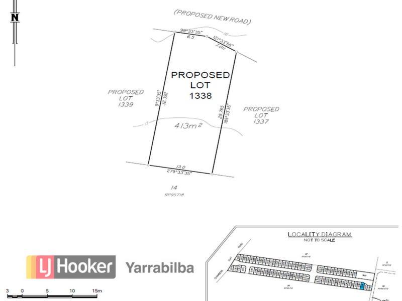 Lot 1338, 366 Chambers Flat Road, Logan Reserve