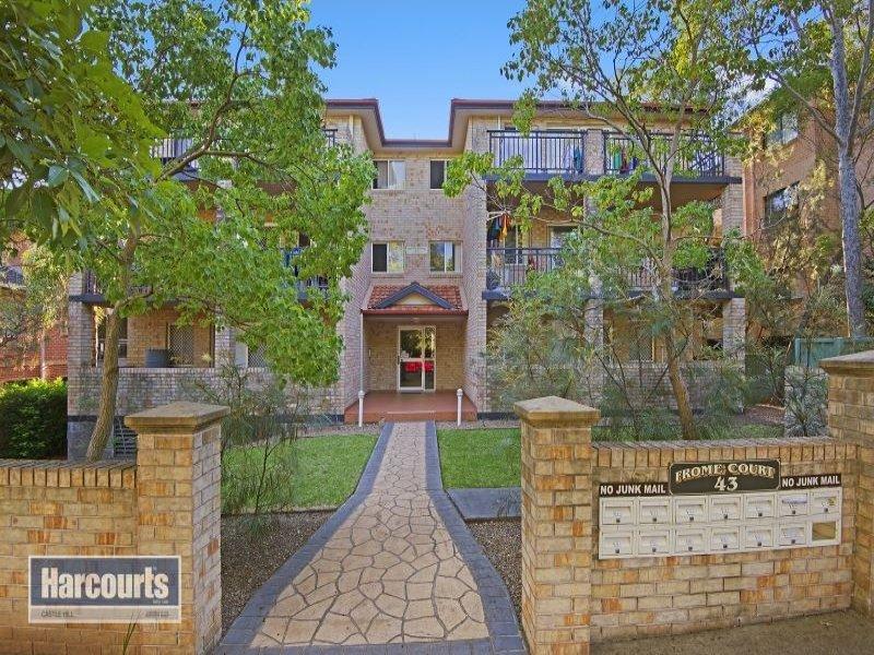4/43 Brickfield Street, North Parramatta, NSW 2151