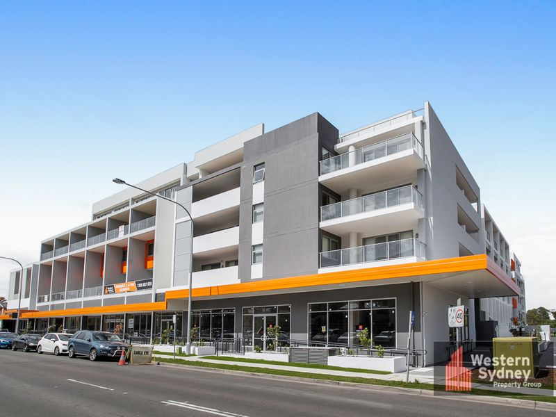 U207 /25 RAILWAY ROAD, Quakers Hill, NSW 2763