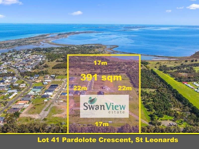 Lot 41 Pardolote Crescent, St Leonards, Vic 3223
