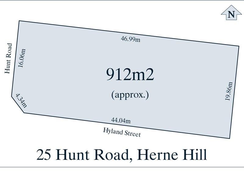 25 Hunt Road, Herne Hill, Vic 3218