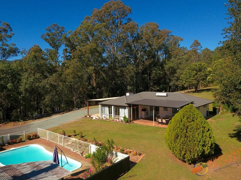 3181 Beechmont Rd, Witheren, Qld 4275