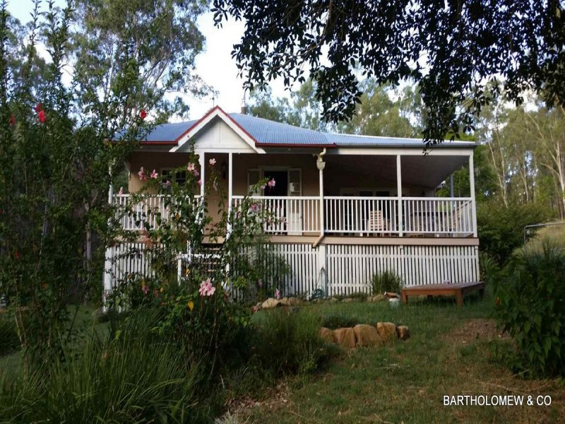 657 Ganthorpe Road, Coochin, Qld 4310