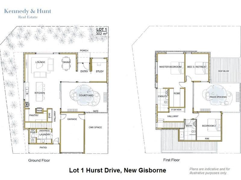 Lot 1 Hurst Drive, New Gisborne, Vic 3438