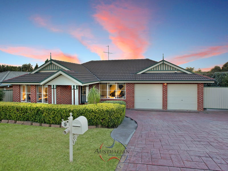 9 Gregson Place, Quakers Hill, NSW 2763