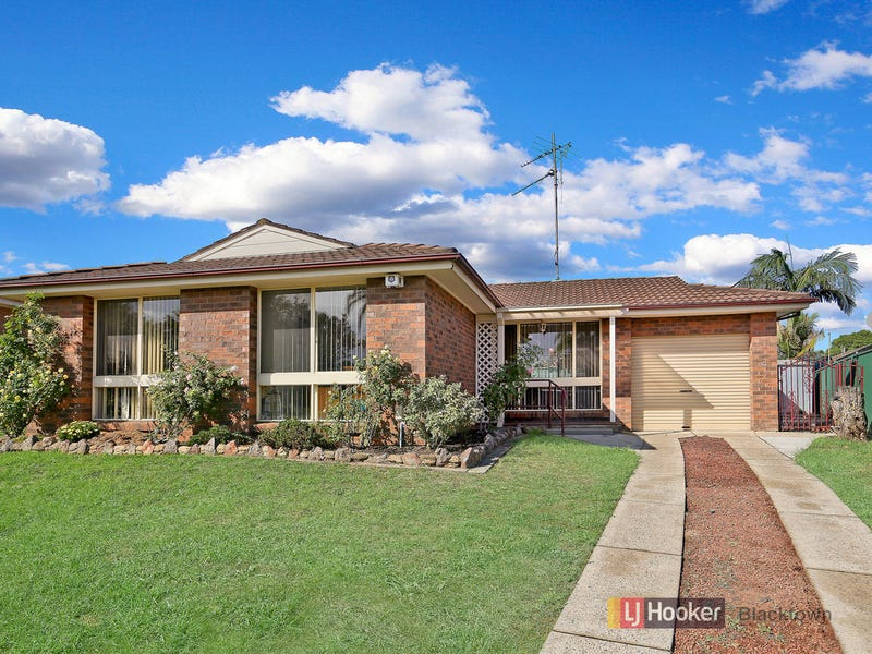 18 Carly Place, Quakers Hill, NSW 2763