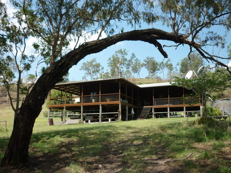 """Allhills"" 1 Nearum Road, Gin Gin, Qld 4671"