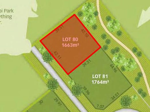 Lot 80, River Gums Drive, Moama, NSW 2731