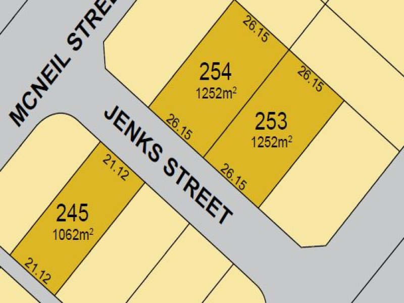 Lot 245, 4 Jenks Street, Ballidu, WA 6606