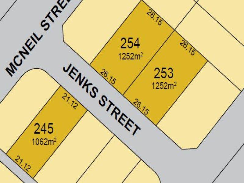 Lot 245, 4 Jenks Street, Ballidu
