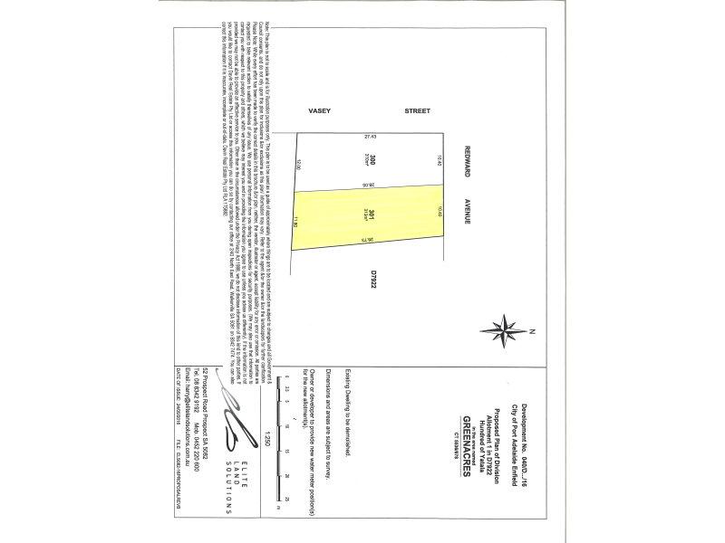 Lot 301, 61 Redward Avenue, Greenacres, SA 5086