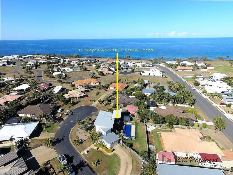 10 Spyglass Hill Ct, Coral Cove, Qld 4670