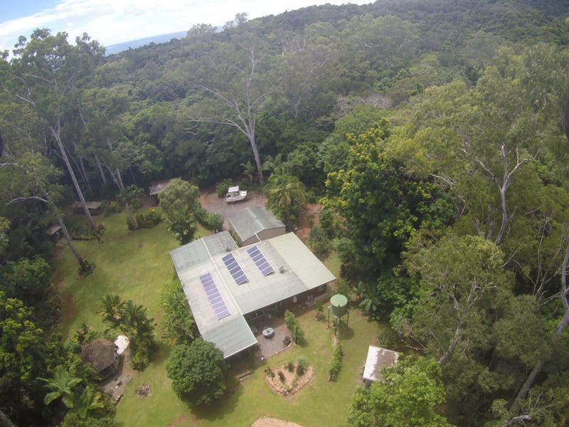 64 Silver Ash Road, Daintree, Qld 4873